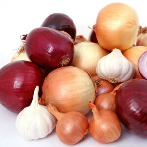 Onions/Shallots/Garlic